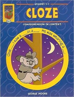 Cloze Comprehension Grade 2/3