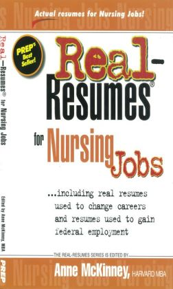 Real-Resumes for Nursing Jobs