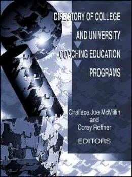 Directory of College and University Coaching Education Programs