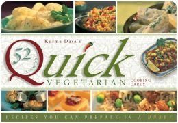Quick Vegetarian Recipe Cards: Recipes You Can Prepare in a Hurry