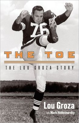 Toe: The Lou Groza Story