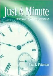 Just a Minute: Devotions for the Rushed