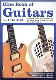 Blue Book of Guitars on CD-ROM