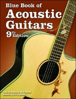 Blue Book of Acoustic Guitars, 9th Edition