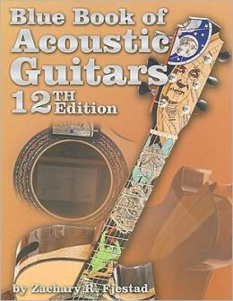Blue Book of Acoustic Guitars: Book & CD-ROM