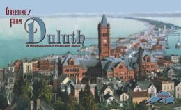 Greetings from Duluth: A Reproduction Postcard Book Volume 1