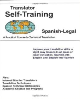 Translator Self-Training Spanish Legal