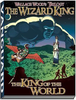 The Wizard King Trilogy 1: The King of the World