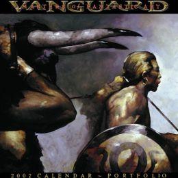 Vanguard: Masters of Fan Art 2007 Cal