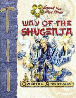 Rokugan: Way of Shygenja