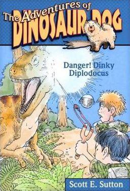 Danger! Dinky Diplodocus