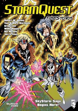 Storm Quest: Timestorm, Volume 1