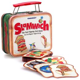 Slamwich 10th Anniversary Game Tin