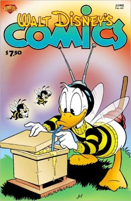 Walt Disney's Comics and Stories #681