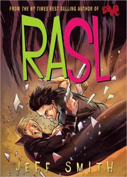 RASL, Pocket Book One