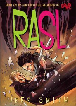 RASL, Pocket Book One