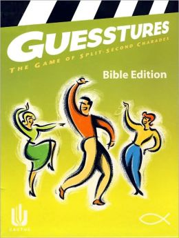 Guesstures: Bible Edition Board Game