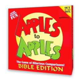 Apples to Apples: Bible Edition card game