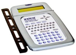 Zelco Electronic Notebook Dictionary