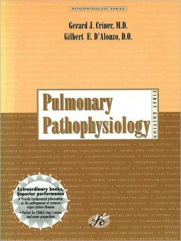 Pulmonary Pathophysiology: (Pathophysiology Series)
