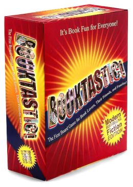Booktastic! Board Game