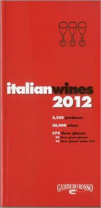 Italian Wines 2012