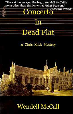 Concerto in Dead Flat (Chris Klick Series #3)