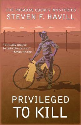 Privileged to Kill (Undersheriff Bill Gastner Series #5)