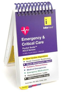 Emergency and Critical Care Pocket Guide