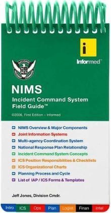 Nims Incident Command Systems Field Guide