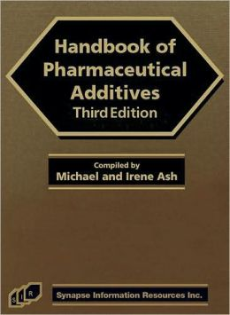 Handbook of Pharmaceutical Additives