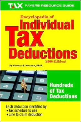 Encyclopedia of Individual Federal Income Tax Deductions