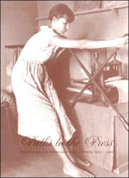 Paths to the Press: Printmaking and American Women Artists 1910-1960