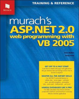Murach¿s ASP.NET 2.0 Web Programming with VB 2005