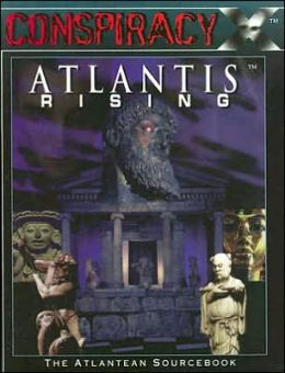 Conspiracy X: Atlantis Rising: The Atlantean Sourcebook