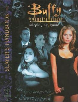 Buffy The Vampire Slayer: Slayers Handbook