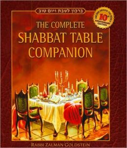 Complete Shabbat Table Companion