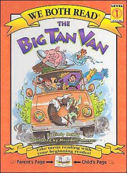 The Big Tan Van (We Both Read Series)