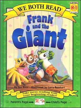 Frank and the Giant (We Both Read Series)