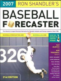Baseball Forecaster 2007