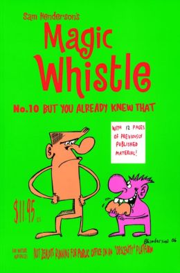 Magic Whistle #10