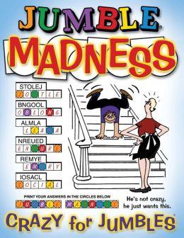Jumble Madness: Crazy for Jumbles