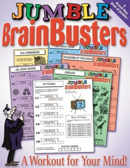 Jumble Brain Busters!: A Workout for Your Mind!