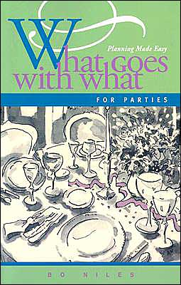 What Goes with What for Parties: Planning Made Easy
