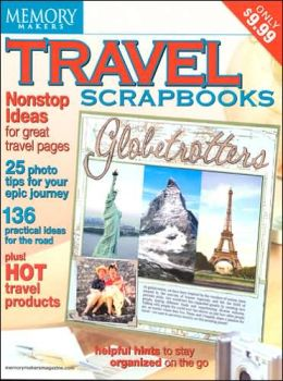 Memory Makers Travel Scrapbooks
