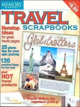 Memory Makers Travel Scrapbooks