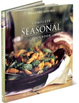 Complete Seasonal Cookbook