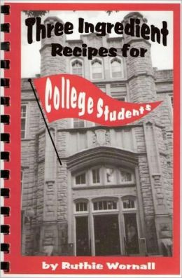 Three Ingredients Recipe for College Students