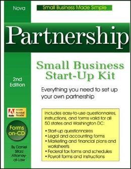 Partnership: Small Business Start-up Kit