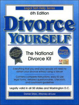 Divorce Yourself: The National Divorce Kit with CD